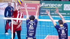 Volley: Cev Cup, Trento demolisce l'Olympiacos, la finale è vicina