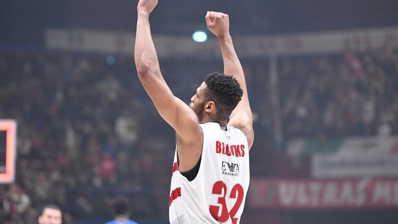 Basket, Eurolega: Olimpia Milano, finale show per battere il Khimki