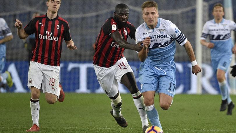 Coppa Italia, i bookmaker promuovono la Lazio