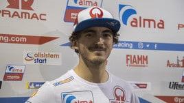 MotoGp Pramac, Bagnaia: «Ho trovato subito il feeling»