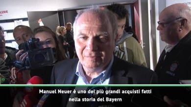 """Hoeness: """"Van Gaal non voleva Neuer..."""""""