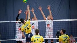 Volley: Champions League, Modena vince col Karlovarsko ma non basta