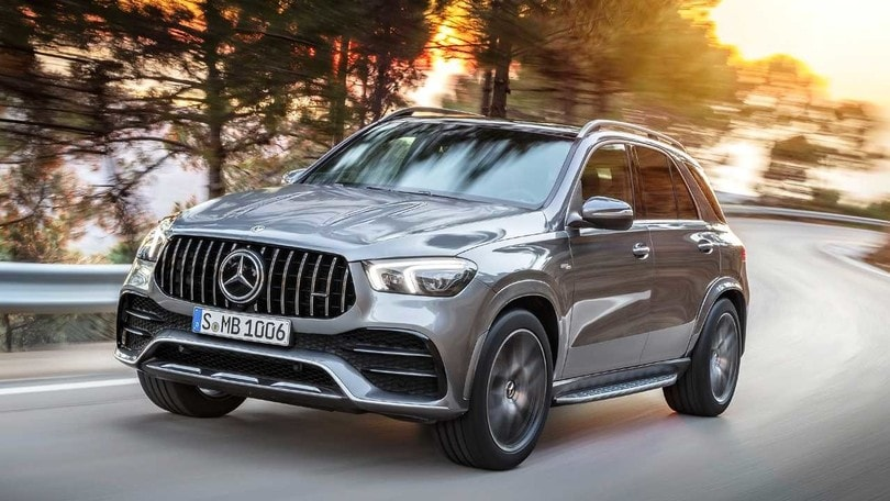 Mercedes-AMG GLE 53 4Matic+, il