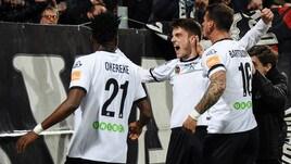 Serie B, troppo Spezia per il Livorno: 3-0