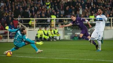 Coppa Italia, Fiorentina-Atalanta 3-3: gol e spettacolo al Franchi
