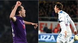 Fiorentina-Atalanta 3-3: si decide a Bergamo