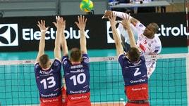 Volley: Champions League, Civitanova chiude imbattuta, lo Zaksa sconfitto in rimonta