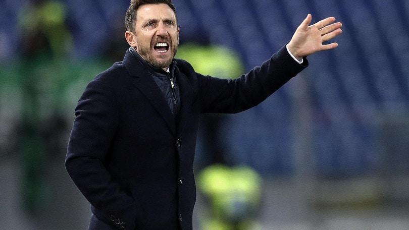 Sampdoria, accelerata per Di Francesco: è la prima scelta