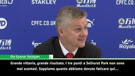 Solskjaer: