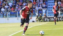 Pisacane blinda il suo Cagliari