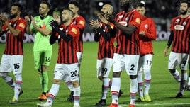 Serie B, Foggia-Cosenza: successo rossonero a 2,35