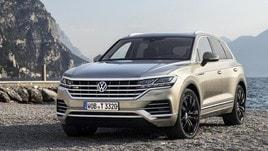 Salone Ginevra: c'è la Volkswagen Touareg V8 TDI