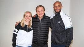 PUMA annuncia la partnership con City Football Group