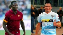 Da Castroman a Yanga-Mbiwa, i protagonisti inattesi del derby di Roma