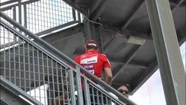 Moto Gp: Lorenzo soddisfatto dei test con la Honda