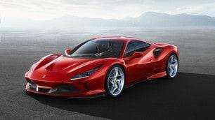 Ferrari F8 Tributo: le foto