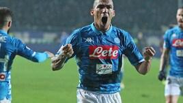 Napoli, Allan: «Juventus? Vogliamo vincere e dare una gioia ai tifosi»