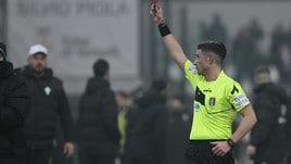 Serie B, tre giocatori squalificati per un turno