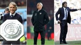 Ranieri l'ultimo dei 10: gli allenatori italiani traditi dalla Premier