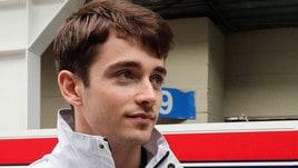 F1 Ferrari, Leclerc: «Inizio di stagione incoraggiante»
