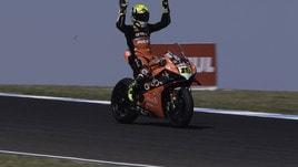SBK Thailandia, inarrestabile Bautista: vittoria in Gara1