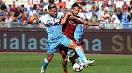 Derby Lazio-Roma, si decide nei duelli: è la gara dei singoli