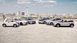 ShareNow, Mercedes e BMW unite nel nuovo car sharing