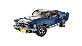 La Ford Mustang diventa un set Lego, le foto del modello in mattoncini