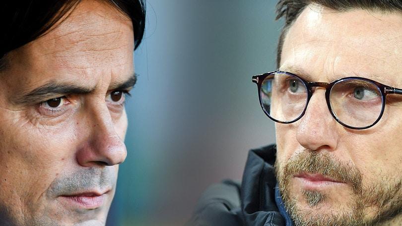 Serie A, Lazio-Roma: biancocelesti favoriti di un soffio