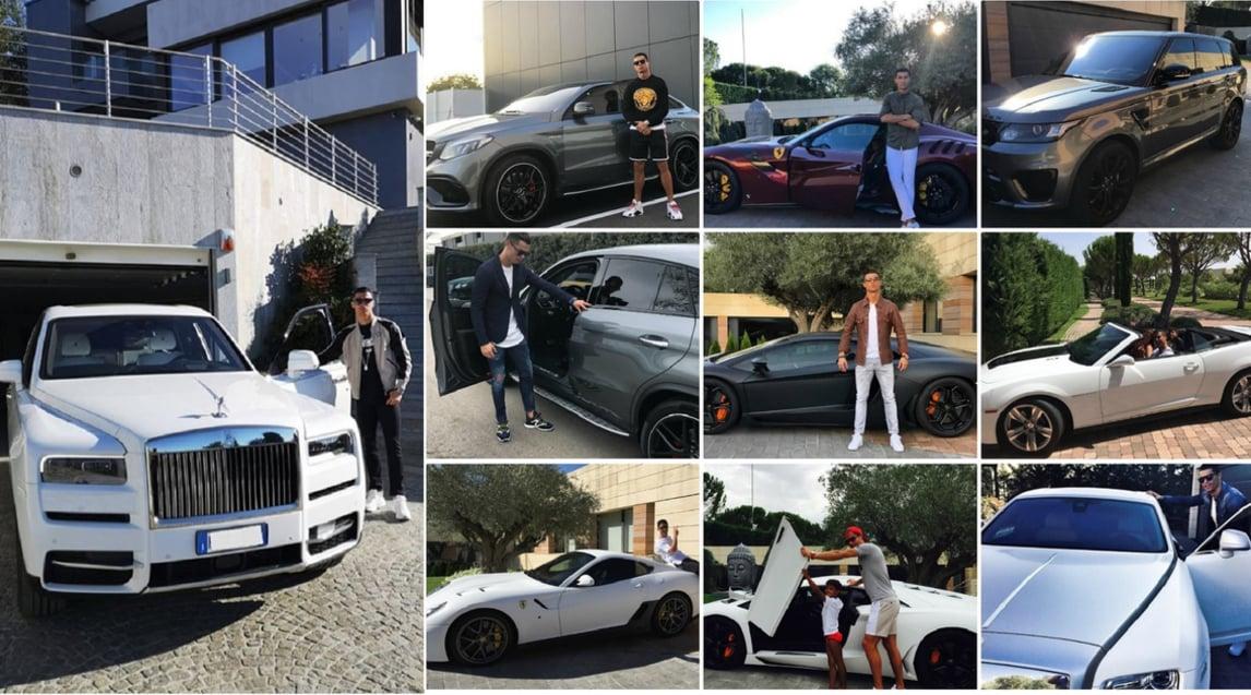 """<p>Cristiano Ronaldo ha da sempre avuto la passione per le auto. Oggi sul proprio profilo Instagram ha presentato il suo ultimo gioiello. Si tratta di una supercarda800 cavalli e dal valore di un milione di euro, con un'accellerazione da 0 a 300 km/h in 18""""8</p>"""