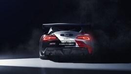 Debutto a Ginevra per Toyota Supra GT4 Concept