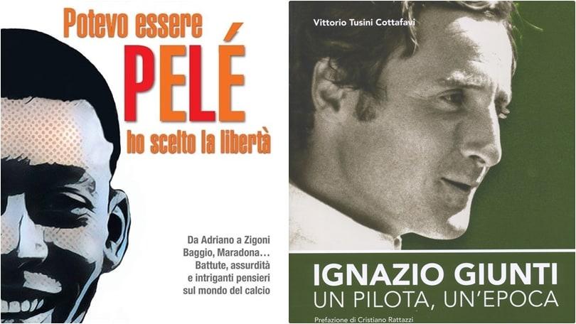 Tutto il calcio, frase per frase; e la breve vita di Ignazio Giunti, campione di automobilismo
