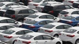 Mercato auto, l'Ecotassa colpisce di nuovo: a febbraio -2,42%