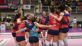 Volley: A2 Femminile, nella 4a scontro al vertice Mondovì-Perugia