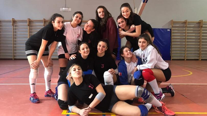 Volley: Volley Scuola, contro il Cicerone, ai Castelli non ce n'è per nessuno