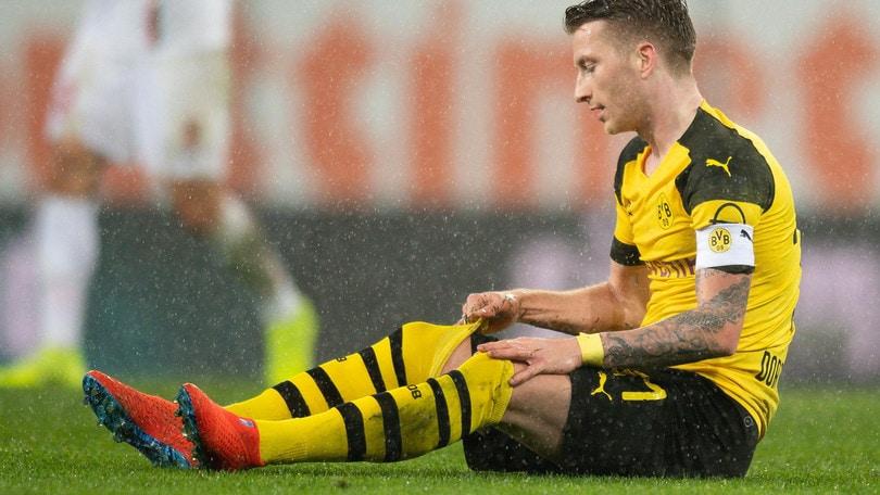 Bundesliga: sorpresa Augusta, Borussia Dortmund ko