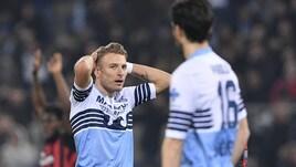 Lazio-Roma: dubbio Immobile, Manolas titolare