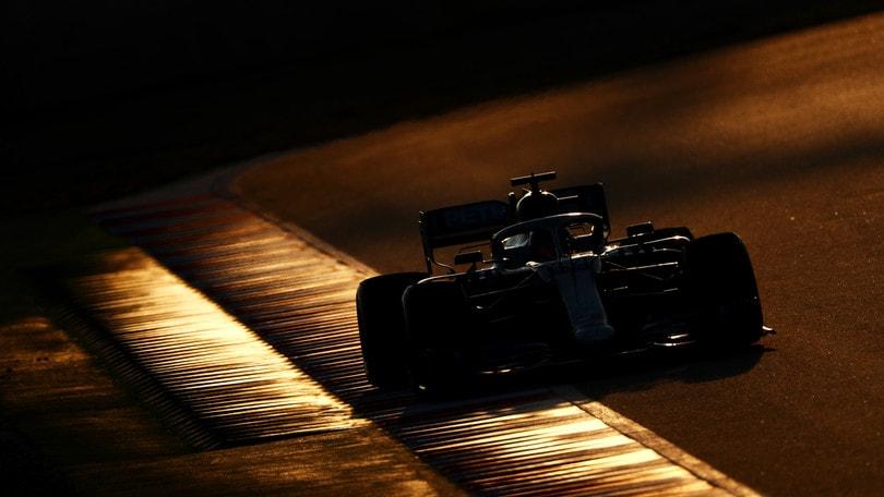 F1, Pirelli: «Soddisfatti dopo i test»