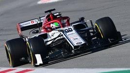 F1, Alfa Romeo: Tatiana Calderon sarà ancora la collaudatrice