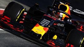 F1 Red Bull, Verstappen: «Contento di quello che abbiamo fatto»