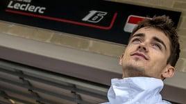F1: Vettel a caccia di Hamilton, avanza Leclerc