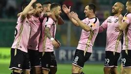 Serie B Palermo-Lecce 2-1. Decidono Trajkovski e Puscas