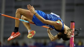 Atletica, Europei Indoor: Tamberi oro nel salto in alto