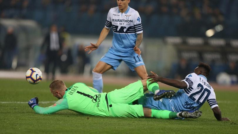 Serie A, zona Champions: la Lazio recupera terreno in quota