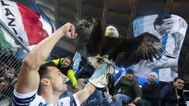 La Lazio schianta la Roma 3-0