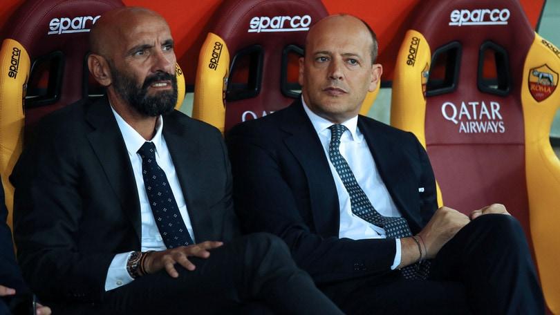 Lazio-Roma, Totti a Simone Inzaghi: