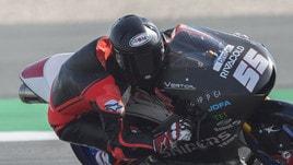 Moto3, Fenati al comando dopo il secondo giorno di test