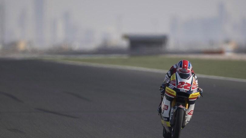 Moto2: Lowes si impone anche nella domenica di test