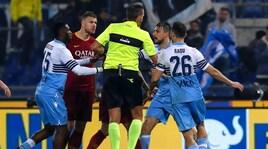 26ª giornata di Serie A, tutti i casi da moviola (derby Lazio-Roma incluso)