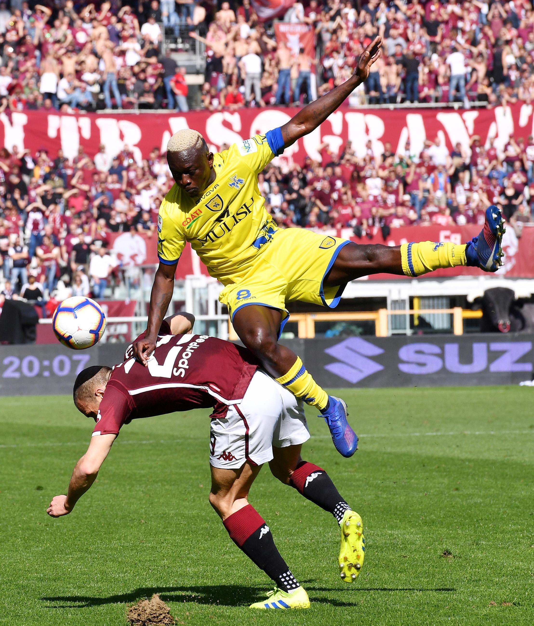 Serie A: Torino-Chievo 3-0